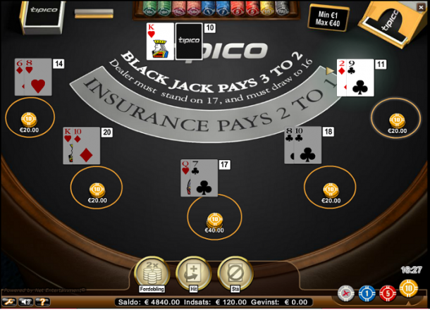 tipico casino 1 cent