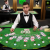 Kom videre fra begynderniveau i online Blackjack
