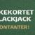 Blackjack Weekend: – Vind op til 200 kr. med Lykkekortet i Live Blackjack