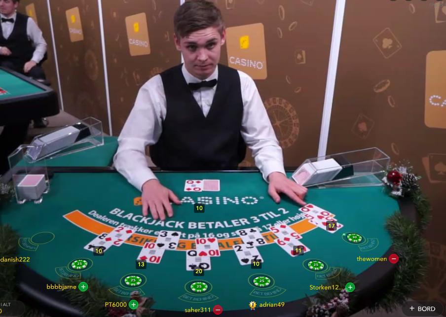 Danske Spil Casino