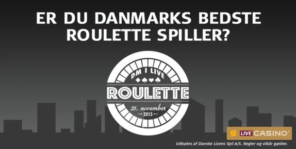 Denmark roulette