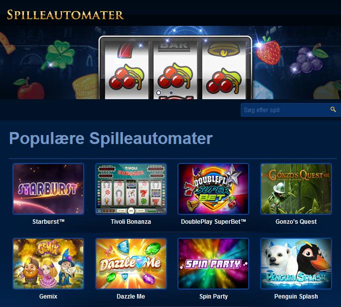 tivoli casino gratis spil