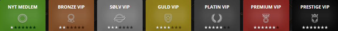 Sådan bliver du VIP-medlem hos Kaiser Slots