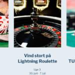 Tre uger med masser af action hos Casino.dk
